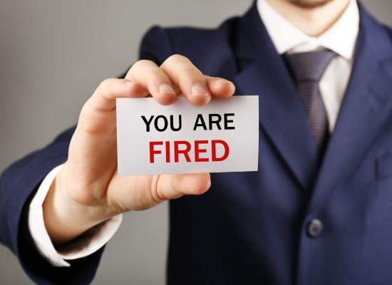 Увольнение в счет отпуска