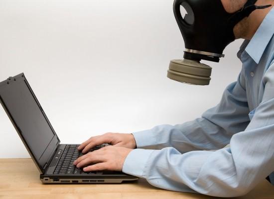 Работа за компьютером: вредные условия труда