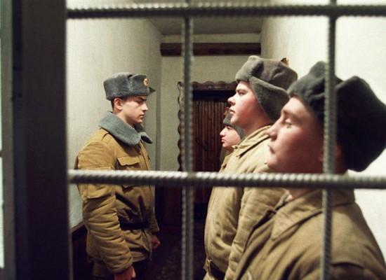 Содержание в дисциплинарной воинской части