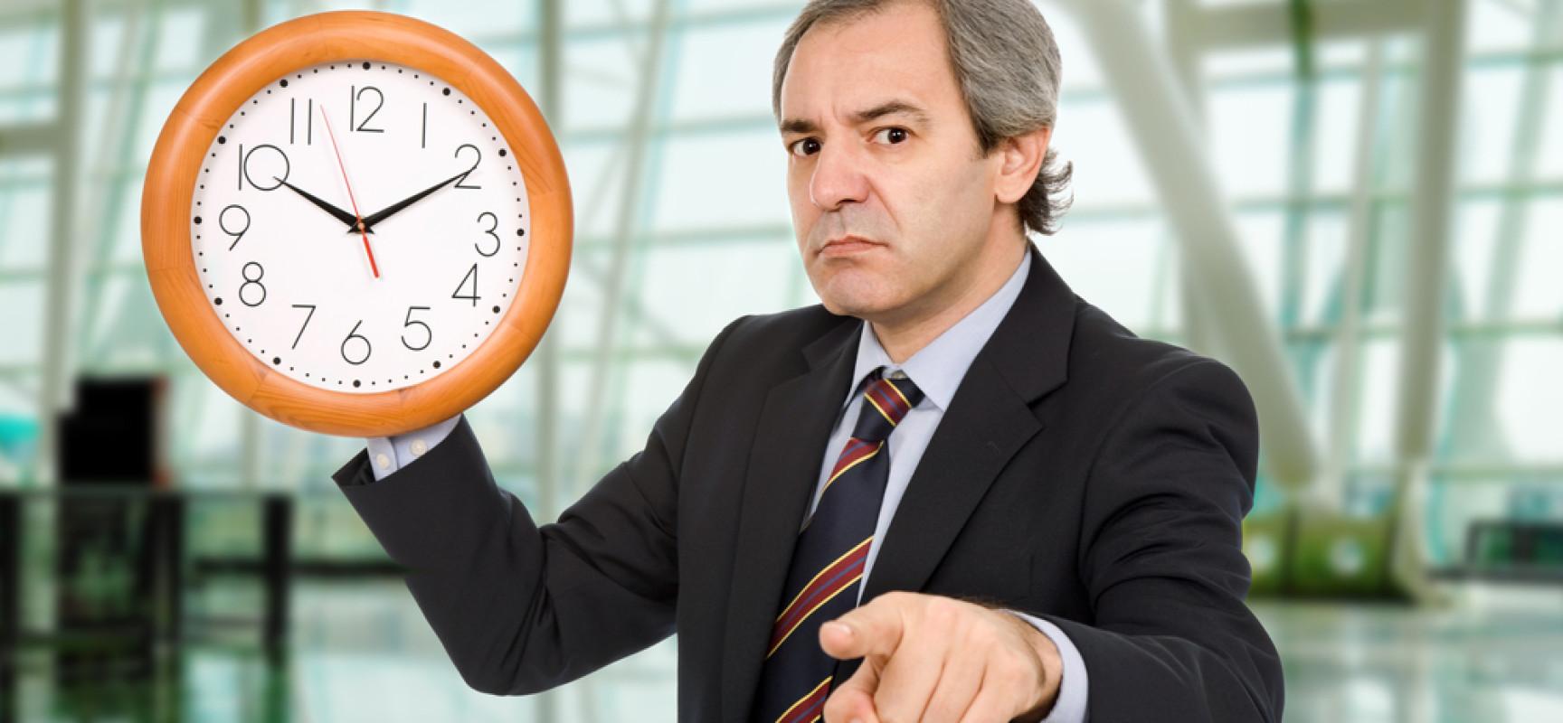 Ненормированный рабочий день — условия организации труда