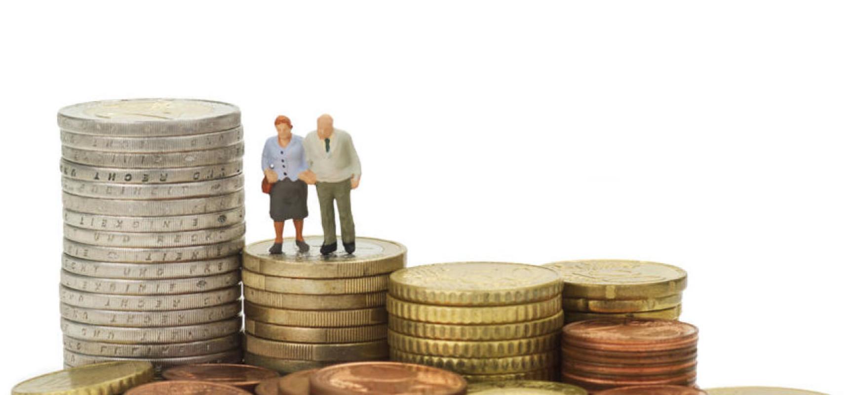На Севере пенсионеры богаче