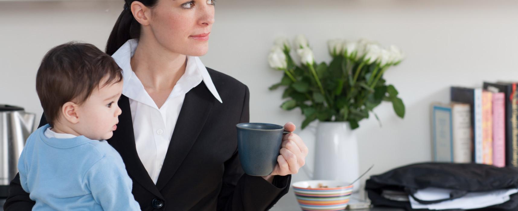 Декретные выплаты для бизнес-мамы