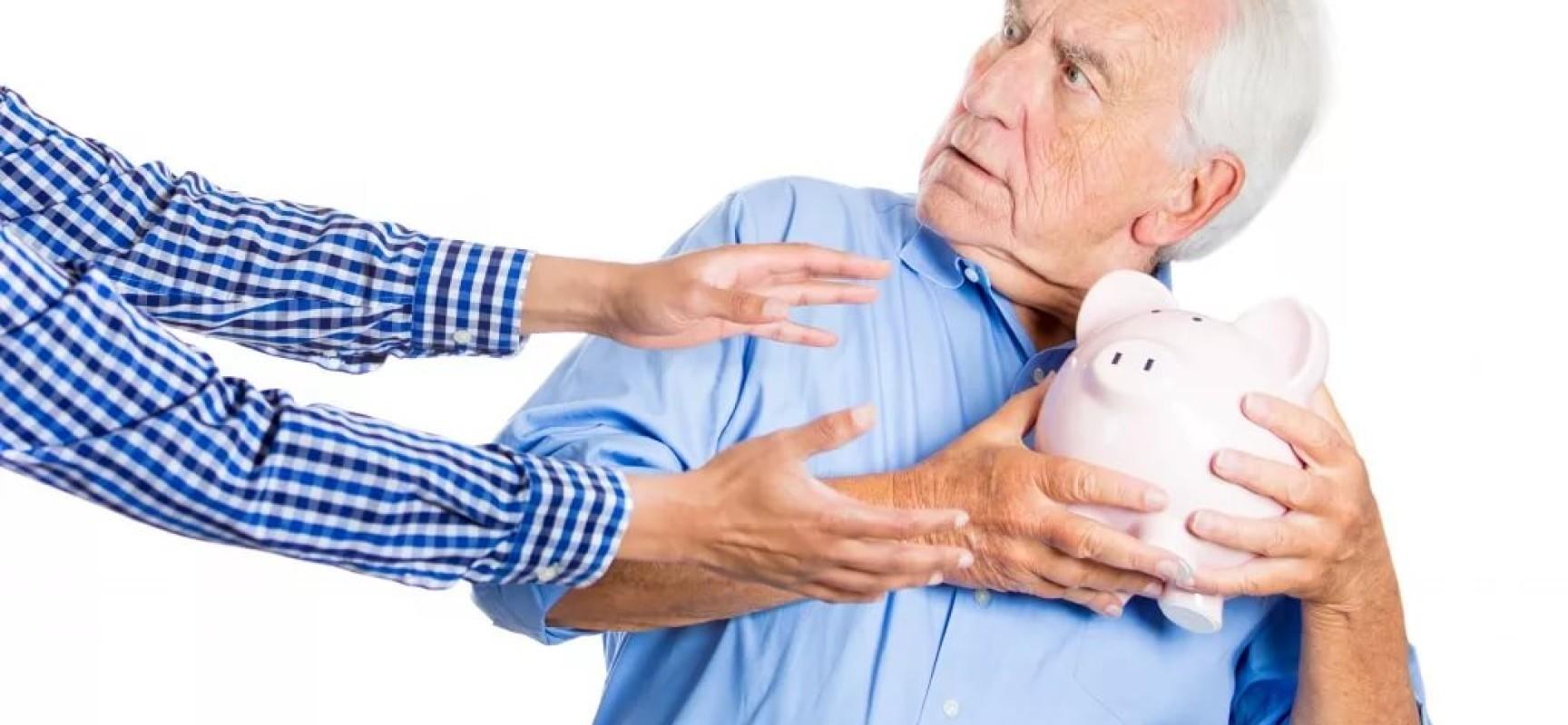 Удержания из пенсий: основания, размер, порядок взыскания