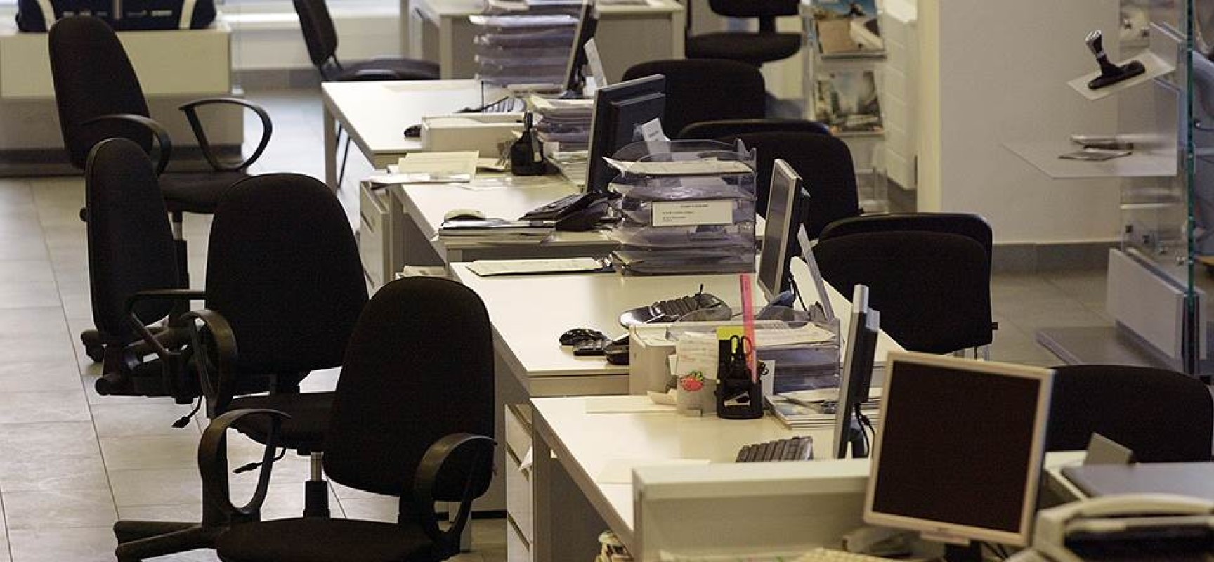 Сотрудник не явился в день увольнения