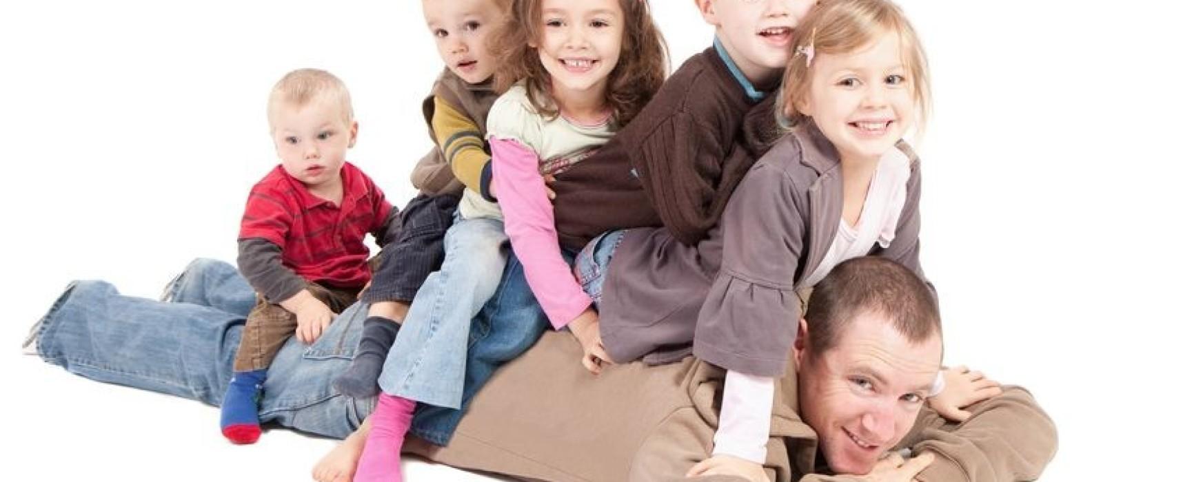 Как уволить многодетного отца?