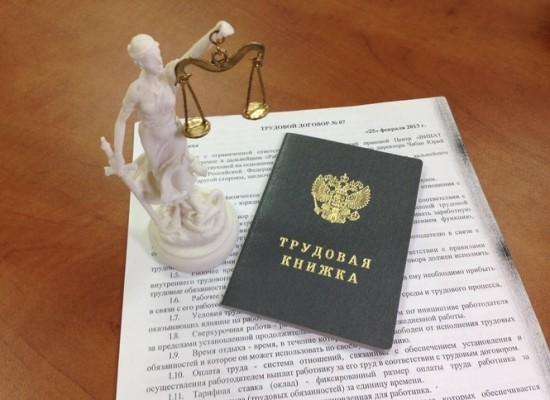 Предмет трудового права и его законодательное закрепление