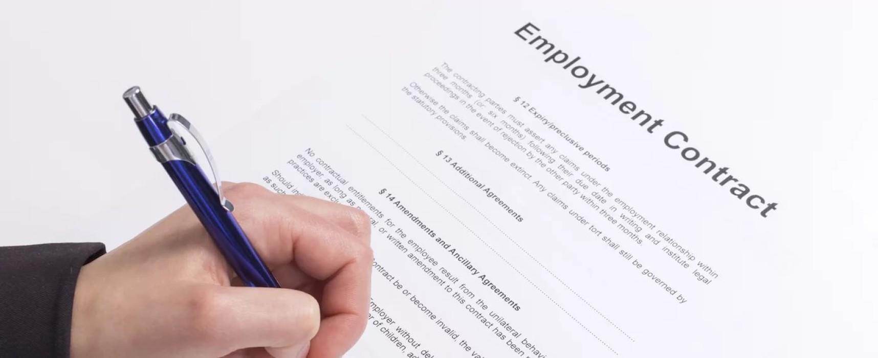 Основные моменты, на которые стоит обратить внимание, заключая трудовой договор со сторожем